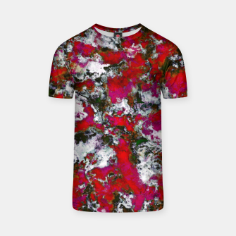Snow and red T-shirt thumbnail image