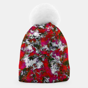 Snow and red Beanie thumbnail image