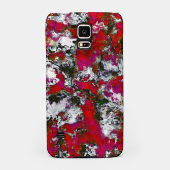 Snow and red Samsung Case thumbnail image