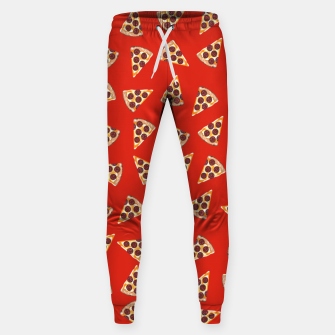 Miniaturka Pizza Slice Red Sweatpants, Live Heroes
