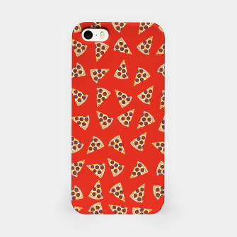 Thumbnail image of Pizza Slice Red iPhone Case, Live Heroes