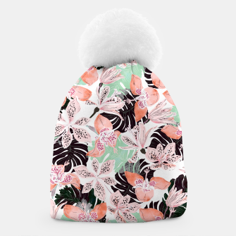 Thumbnail image of Tropical garden floral 20 Gorro, Live Heroes