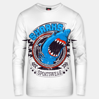 Miniatur Sharks Sports Wear  Unisex sweater, Live Heroes