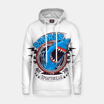 Miniatur Sharks Sports Wear  Hoodie, Live Heroes