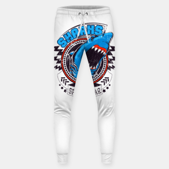 Miniaturka Sharks Sports Wear  Sweatpants, Live Heroes