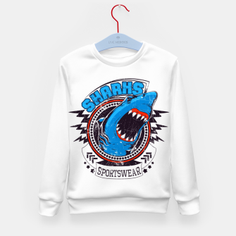 Miniatur Sharks Sports Wear  Kid's sweater, Live Heroes