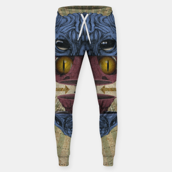 Miniaturka Spliced Sphynx Sweatpants, Live Heroes