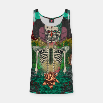 Imagen en miniatura de Skeleton Shrine Tank Top, Live Heroes