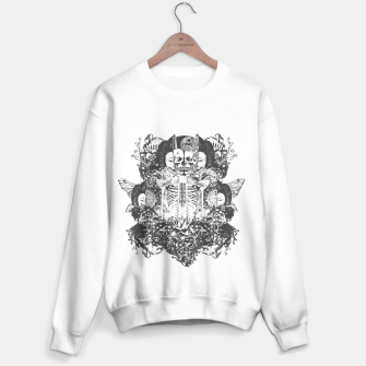 Miniature de image de Skeleton Shrine Dark Sweater regular, Live Heroes