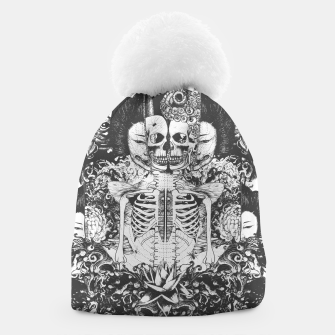 Miniatur Skeleton Shrine Dark Beanie, Live Heroes