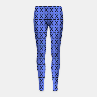 Thumbnail image of Dressing like a Bojack Girl's leggings, Live Heroes