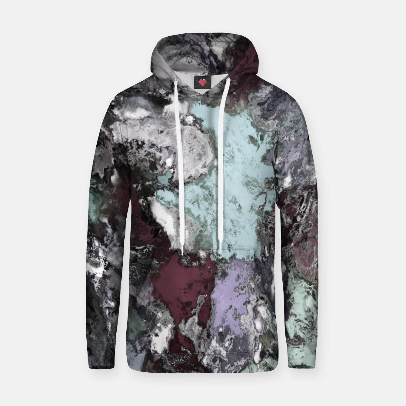 Image of Close call Hoodie - Live Heroes