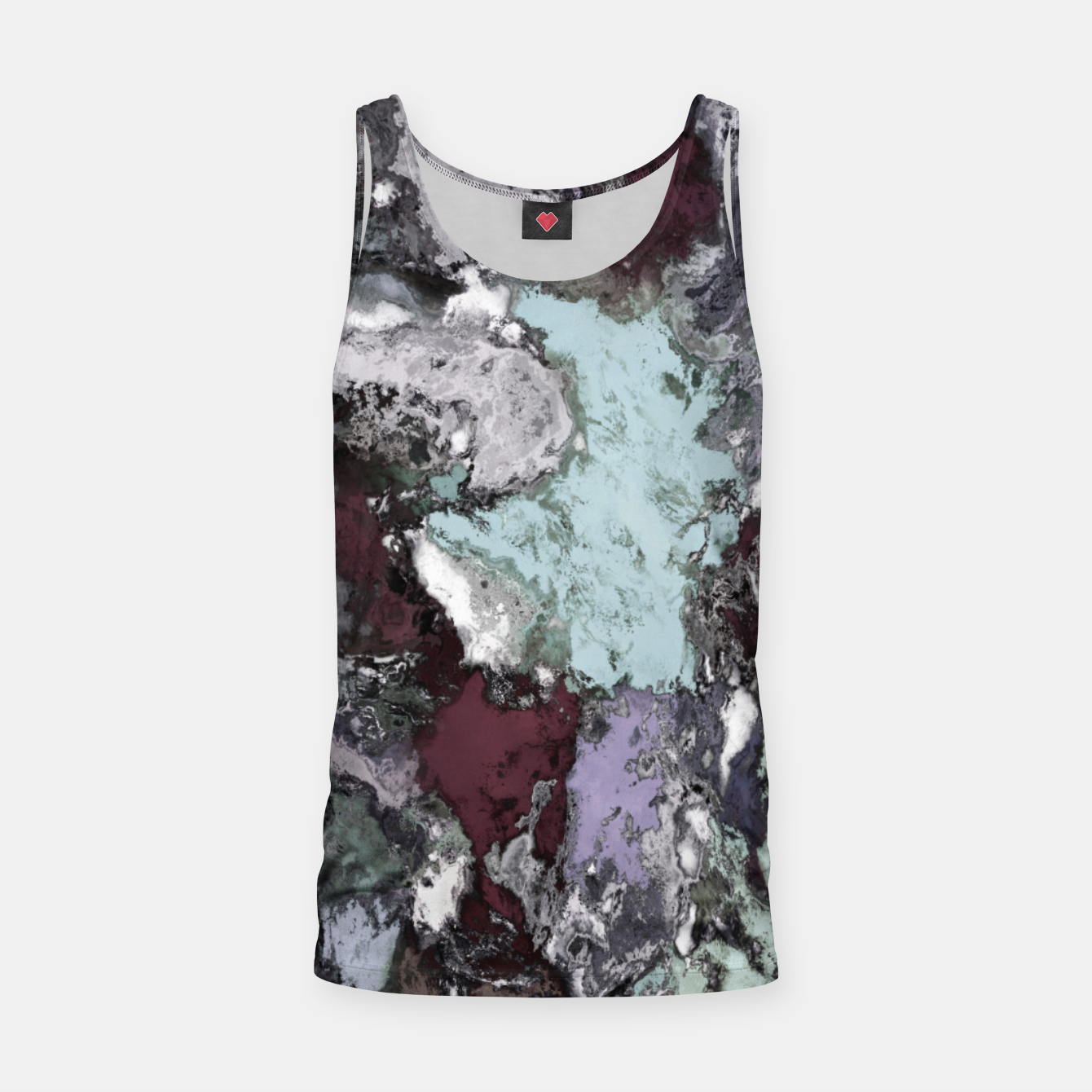 Image of Close call Tank Top - Live Heroes