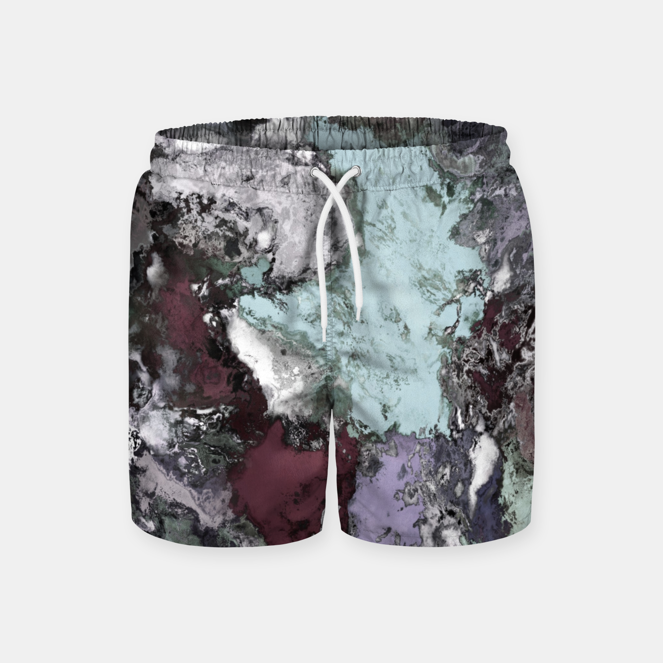 Image of Close call Swim Shorts - Live Heroes