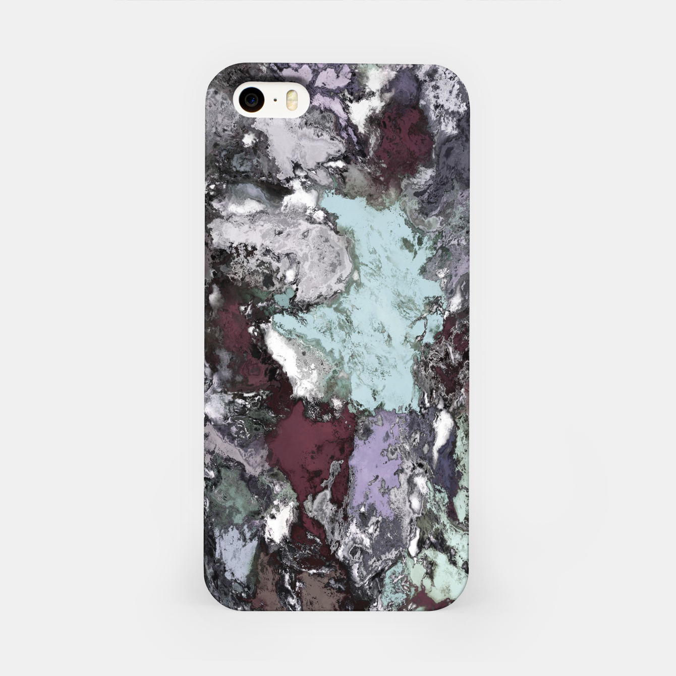 Image of Close call iPhone Case - Live Heroes