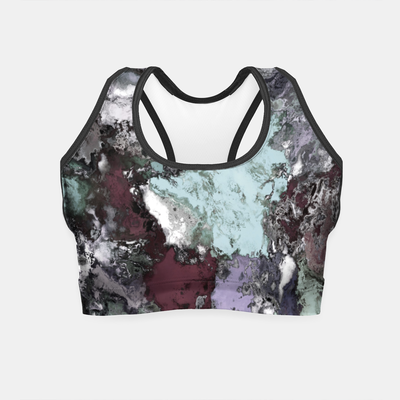 Image of Close call Crop Top - Live Heroes
