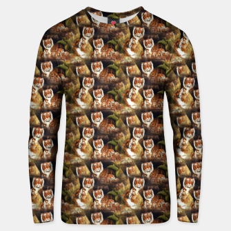 Thumbnail image of Tigers Family Unisex sweater, Live Heroes