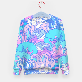 Thumbnail image of Soft Kid's sweater, Live Heroes