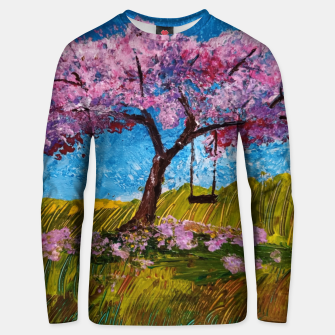 Thumbnail image of pink tree Bluza unisex, Live Heroes
