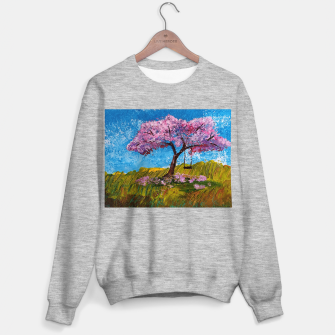Thumbnail image of pink tree Bluza standard, Live Heroes