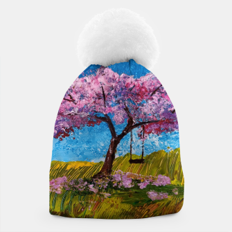 Thumbnail image of pink tree Czapka, Live Heroes