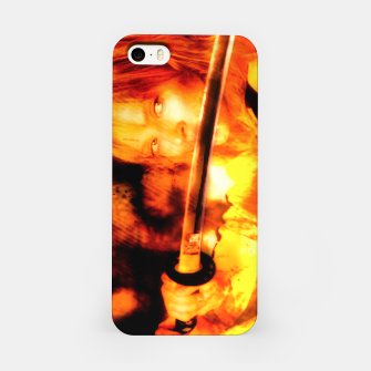 Thumbnail image of The Bride vs The Crazy 88 iPhone Case, Live Heroes