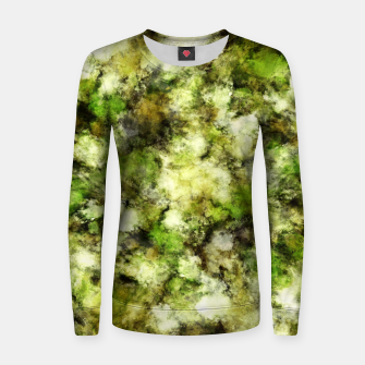 Thumbnail image of The flowers have gone Women sweater, Live Heroes