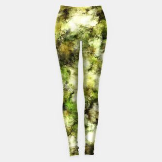 Thumbnail image of The flowers have gone Leggings, Live Heroes