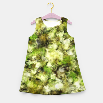 Thumbnail image of The flowers have gone Girl's summer dress, Live Heroes