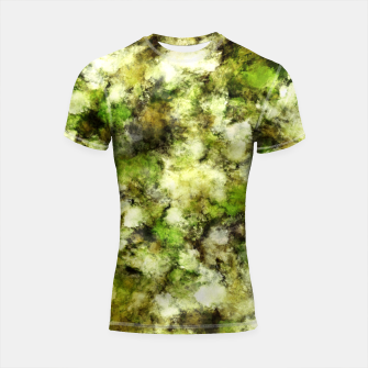 Thumbnail image of The flowers have gone Shortsleeve rashguard, Live Heroes