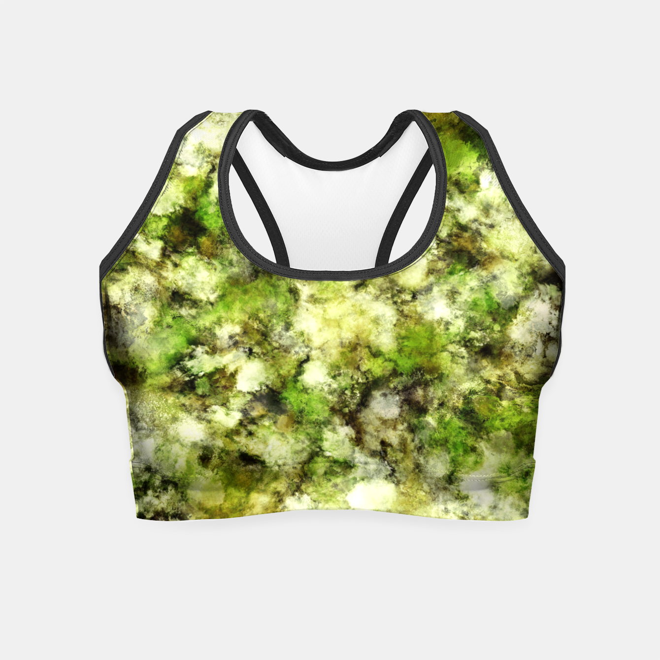 Image of The flowers have gone Crop Top - Live Heroes