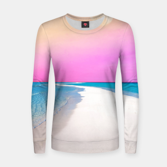 Thumbnail image of Ocean & Moon II Women sweater, Live Heroes
