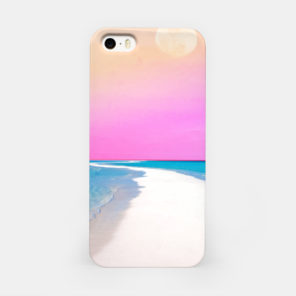 Ocean & Moon II iPhone Case thumbnail image