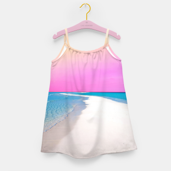 Thumbnail image of Ocean & Moon II Girl's dress, Live Heroes