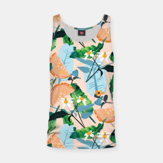 Thumbnail image of Summer Botanicals Tank Top, Live Heroes