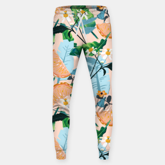 Thumbnail image of Summer Botanicals Sweatpants, Live Heroes