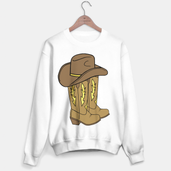 Thumbnail image of Cowboy Style Sweater regular, Live Heroes