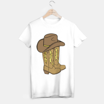 Thumbnail image of Cowboy Style T-shirt regular, Live Heroes