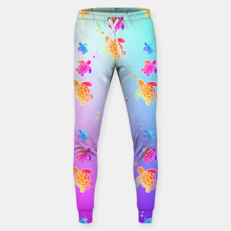 Imagen en miniatura de Under The Sea Turtles Sweatpants, Live Heroes