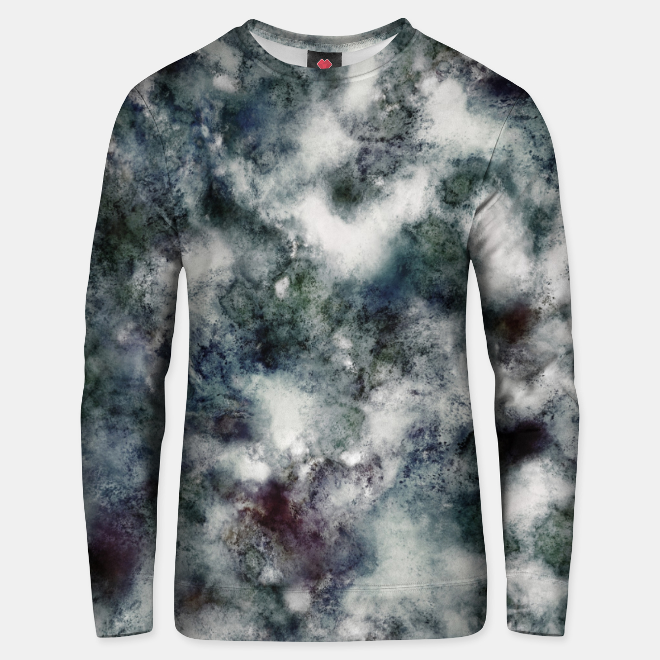 Image of Ghosts and water Unisex sweater - Live Heroes