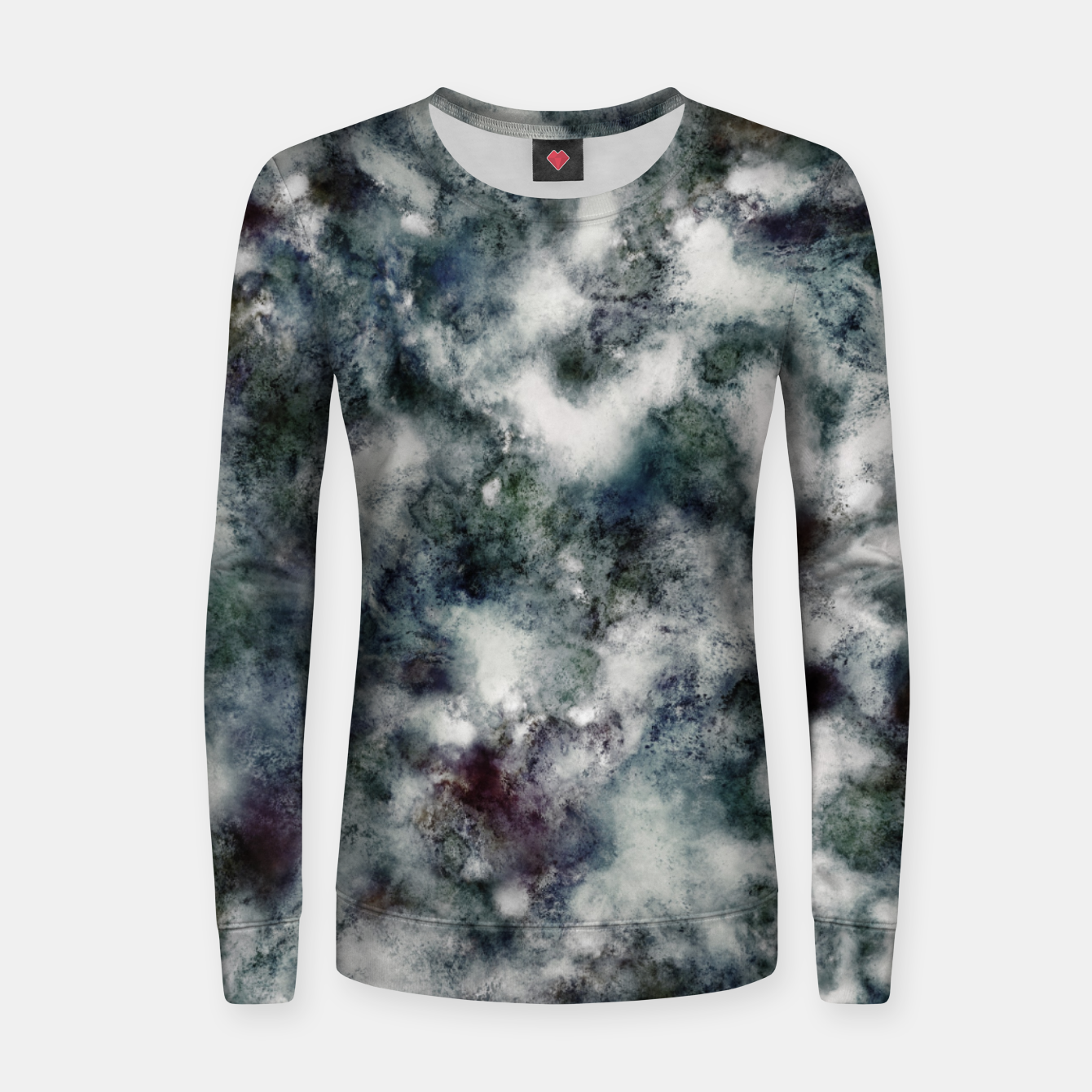 Image of Ghosts and water Women sweater - Live Heroes