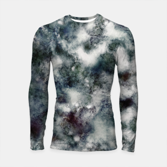 Ghosts and water Longsleeve rashguard  thumbnail image