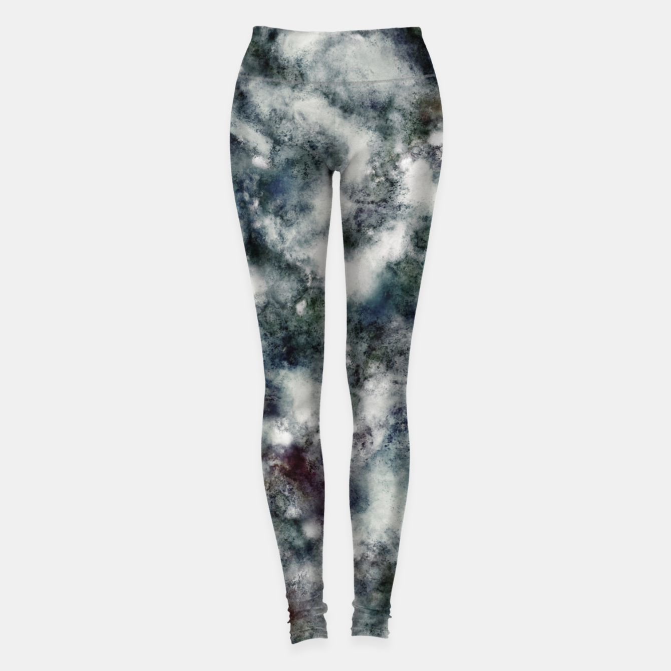 Image of Ghosts and water Leggings - Live Heroes