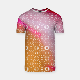 Thumbnail image of Bohemian Watercolour  Camiseta, Live Heroes