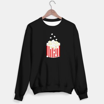 Thumbnail image of Box Of Popcorn Sweater regular, Live Heroes