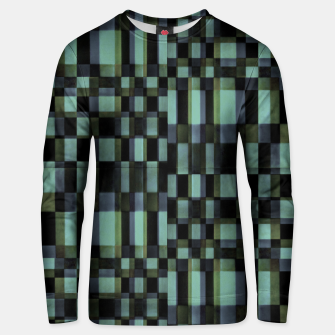 Thumbnail image of Dark Geometric Pattern Design Unisex sweater, Live Heroes