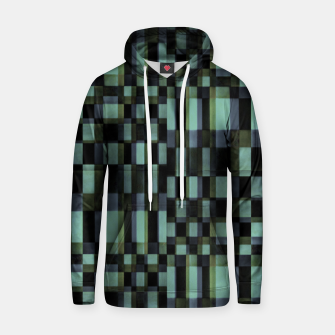 Thumbnail image of Dark Geometric Pattern Design Hoodie, Live Heroes