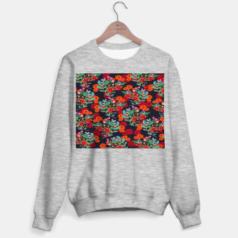 Thumbnail image of Delight Garden  Sudadera regular, Live Heroes