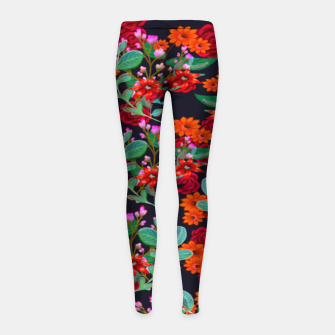 Thumbnail image of Delight Garden  Leggings para niña, Live Heroes