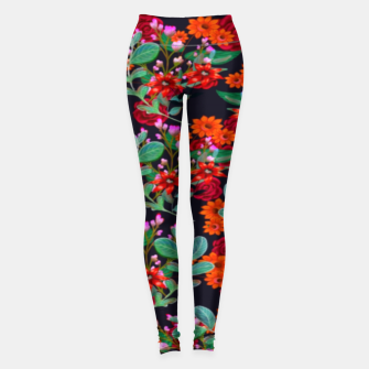 Thumbnail image of Delight Garden  Leggings, Live Heroes